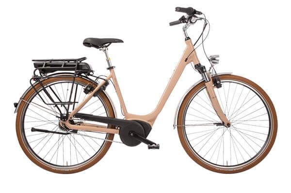 """Dema E-Llen Touring 500 női trekking pedelec kerékpár - 18"""""""