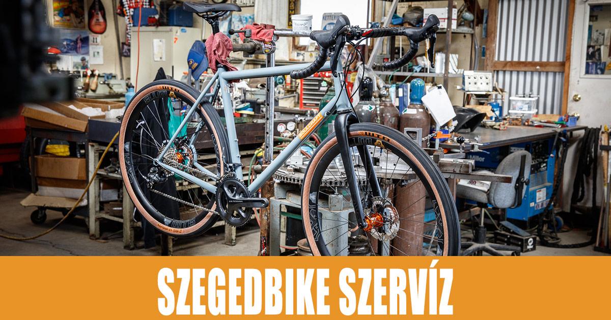 Kerékpár szeged